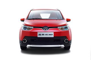 北汽EC180电动车-1月18日上市 预售5万元