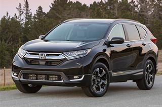 东风本田今年将推2款全新SUV 包含大型车