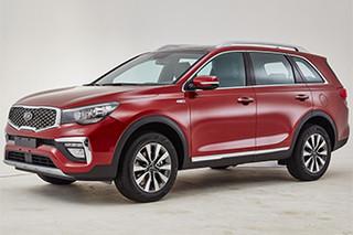东风悦达起亚将推4款全新SUV 覆盖多级别