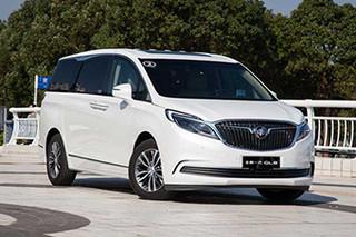 2014款别克GL8促销信息 购车直降2.91万