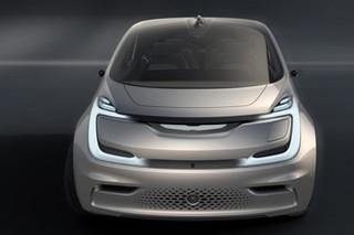克莱斯勒Portal概念车 2018年后将投产