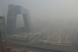 雾霾不是中国特产 外国治霾不靠等风来
