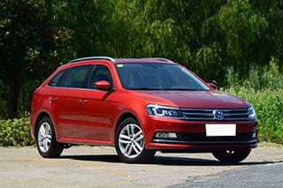 2015款大众朗行多车促销 购车直降1.4万