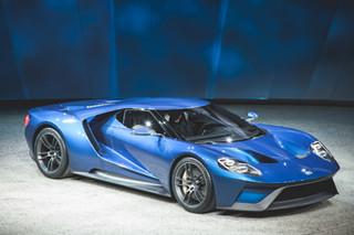 2017款福特GT搭3.5T/V6 百公里加速2.9秒