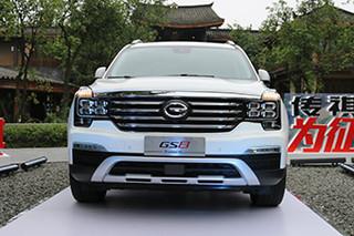 广汽传祺一月销量达4.6万 GS8接近万辆