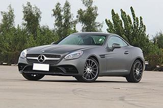2016款奔驰SLC级促销 购车最高降价5万元