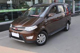 2016款五菱宏光S促销 购车优惠0.1万元