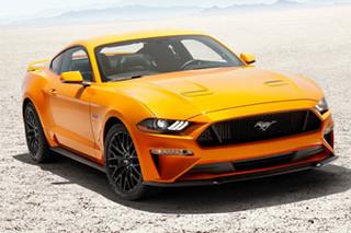 福特新Mustang GT全球首发 动力大幅提升
