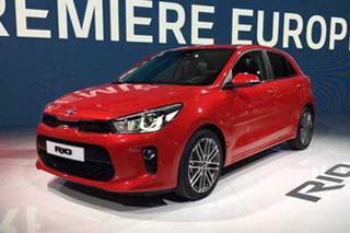 东风悦达起亚推全新小型车 提供两种动力