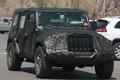 Jeep全新一代牧马人谍照 洛杉矶车展亮相