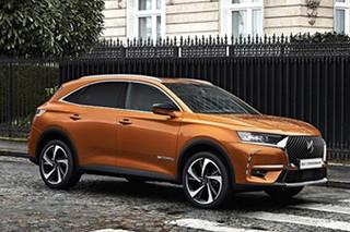 DS全新大SUV搭8AT变速箱 年内国产上市