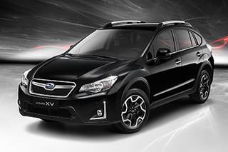 斯巴鲁XV/BRZ特装版车型上市  20.98万起