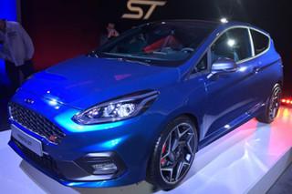 2017年日内瓦车展:新一代福特嘉年华ST