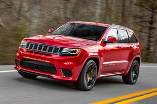 Jeep推高性能大切诺基 百公里加速3.5秒