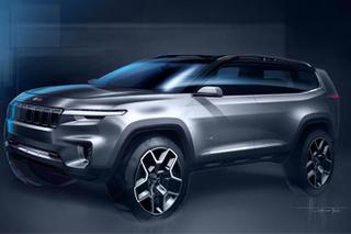 Jeep全新概念车命名:云图 4月19日亮相