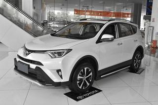 2016款丰田RAV4荣放促销 购车直降1.8万