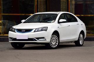 2017款吉利帝豪EV促销 购车直降4.4万元