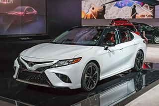 广丰全新凯美瑞年底发布 新架构首款车
