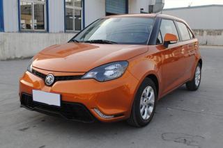 2016款MG 3限时促销 购车直降0.5万元
