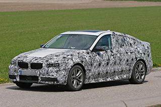 宝马新一代6系GT于9月发布 增添新动力