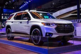 雪佛兰全新中大型SUV 或命名为