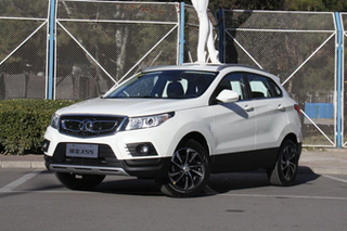 绅宝全新X55外观造型升级 有望年内上市