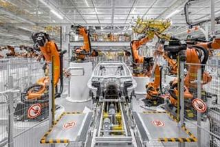 工业4.0的智造典范 探访新5系Li诞生地