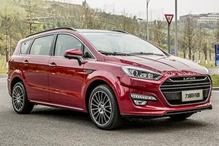 力帆轩朗1.8升新车型明日上市 低价增配
