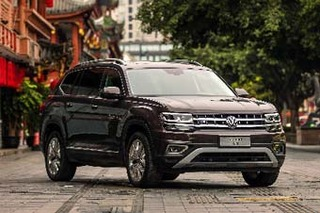 上汽大众5月份销量夺冠 SUV增势最明显