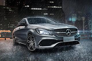 奔驰新CLA增配倒车影像等 售24.9万元起