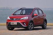 吉利小SUV增搭1.5升发动机 年内将上市