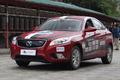 北汽EU400正式上市 补贴后售15.89万元