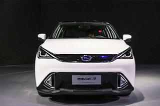 传祺GE3将于7月21上市 预售价23.28万