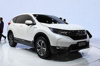 东本全新CR-V目标月销2万 混动将占20%