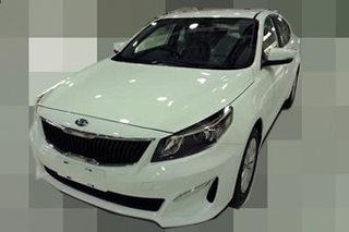 东风悦达起亚推新B级轿车 有望9月上市