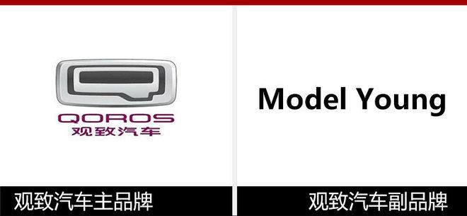 """观致全新品牌""""Model Young""""定位低于目前在售的车款,目标群体是年轻消费者。""""Model Young""""产品将与奇瑞共享平台技术,未来将覆盖轿车、SUV及电动车领域。"""