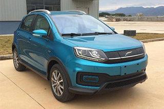 云度小型纯电动SUV将上市 续航330公里