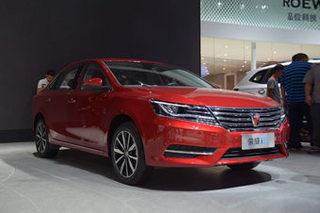 荣威i6新增1.6升发动机 动力超大众速腾