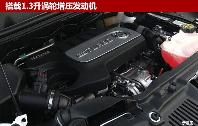 (谍照来源:汽车之家 图/文 网通社 周岳)-别克新紧凑MPV于11月高清图片