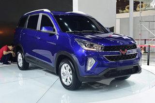 五菱宏光首款SUV于9月上市 采用7座布局