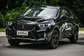 WEY VV5s预售15.5万起 本月底正式上市