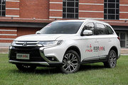 广汽三菱三款新SUV 将于8月25日上市