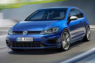 大众新款Golf R明日上市 动力全面提升