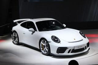 保时捷新911 GT3正式上市 售202.8万元