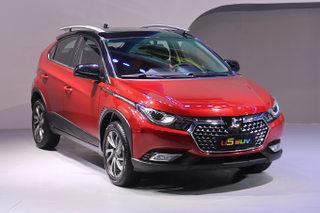 纳智捷U5 SUV于10月上市 预售7.58万起