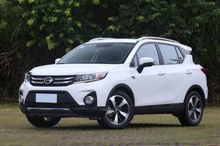 传祺GS3新增1.3T手动挡车型 售价将下调