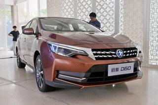 启辰D60对比评测 启辰D60对比导购 启辰D60试驾 网通社汽车高清图片