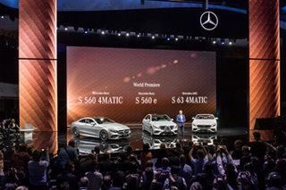 奔驰将打造三种新能源动力 EQC明年量产