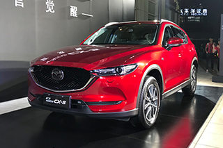 马自达新一代CX-5正式上市 售16.98万起
