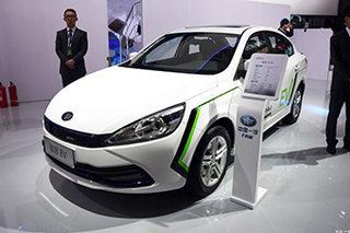 骏派A70E正式上市 售11.48-12.98万元